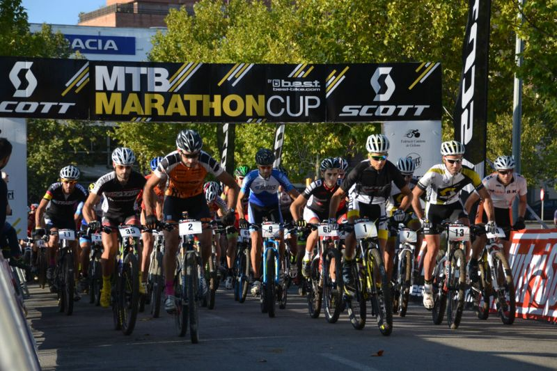salida Scott Marathon MTB by Best Igualada