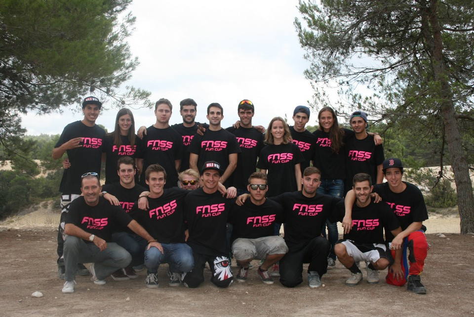 staff Fenasosa Fun Cup 11