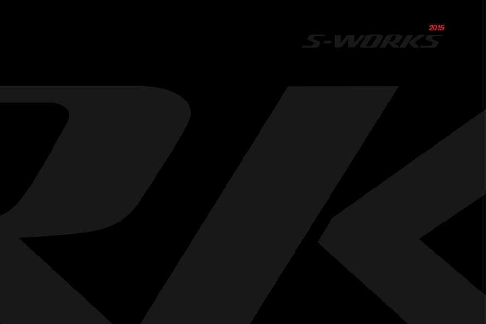 Catálogo Specialized S-works 2015