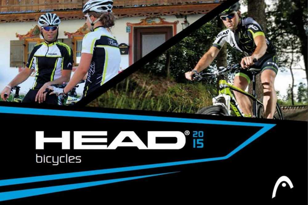 Catálogo bicicletas Head 2015