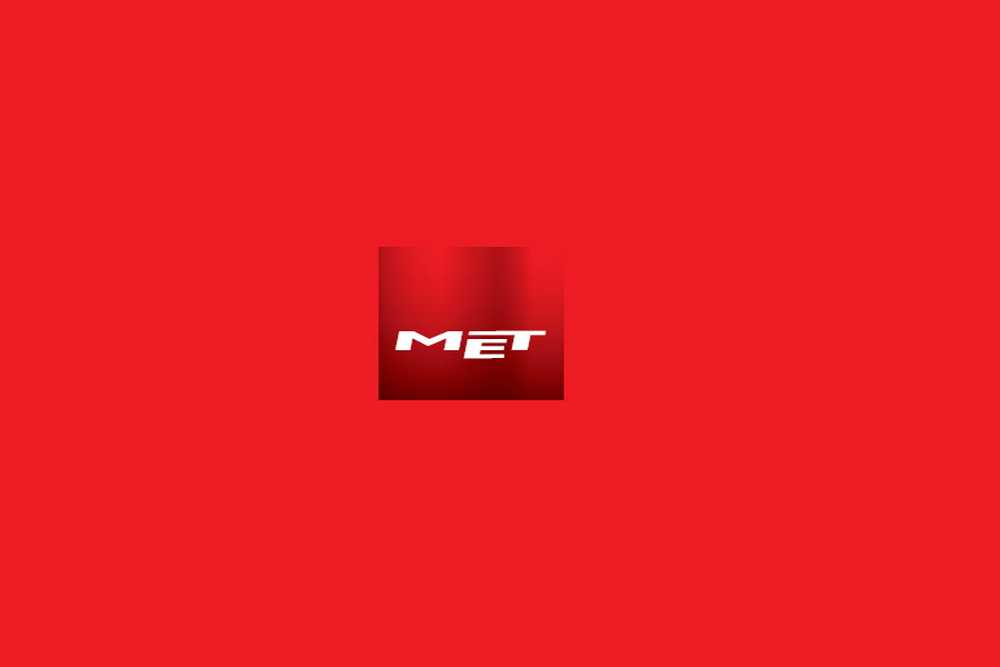 Catálogo cascos MET 2015
