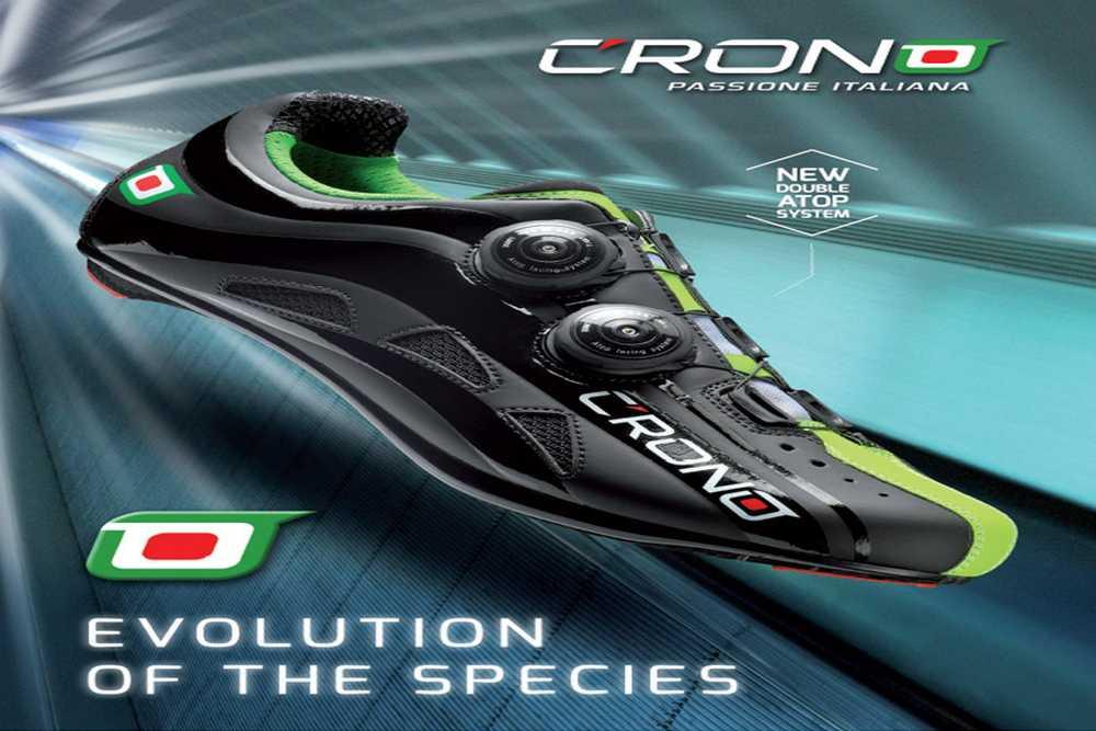 Catálogo zapatillas Crono 2015