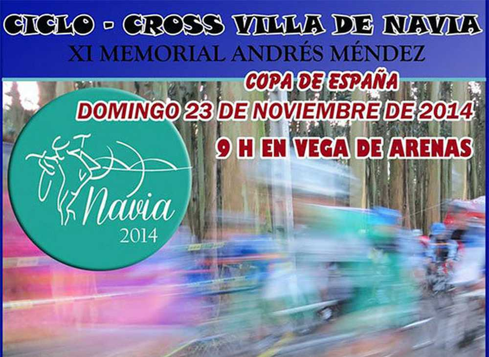 Ciclocross Villa de Navia 2014