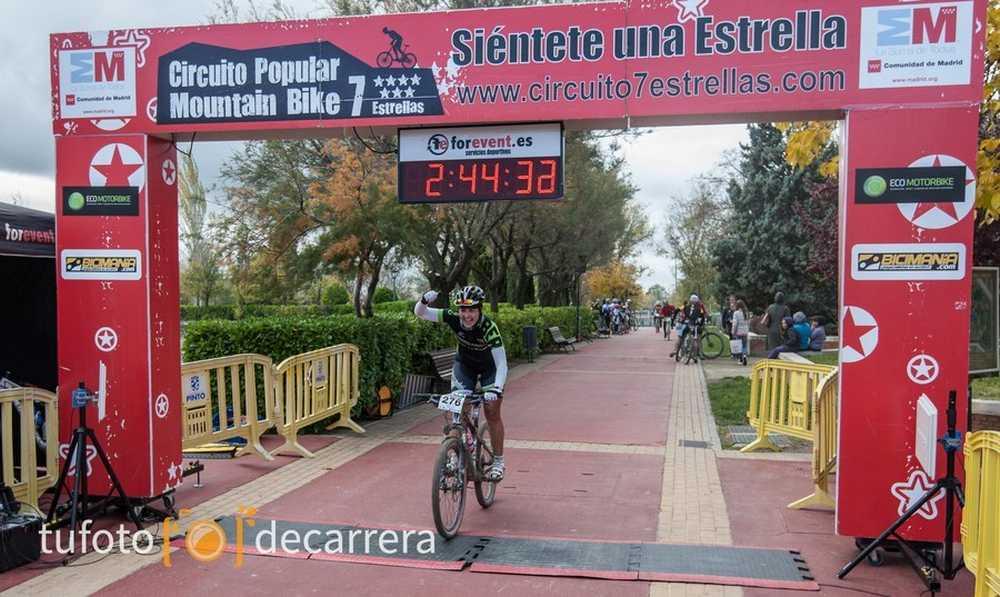 Esmeralda Circuito 7 Estrella Pinto