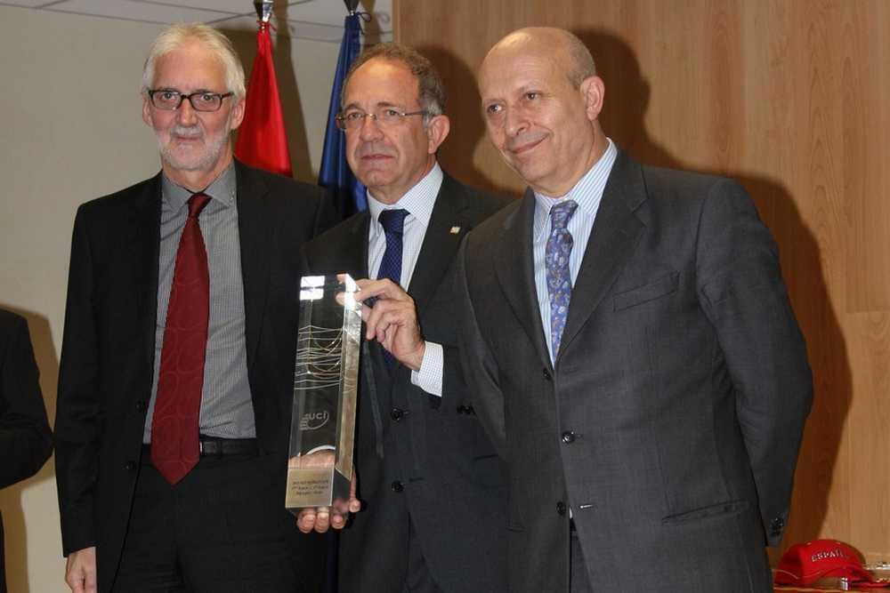 Premio RFEC 2014