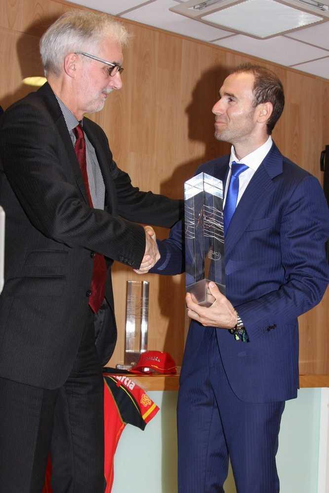 Premio Valverde tercero