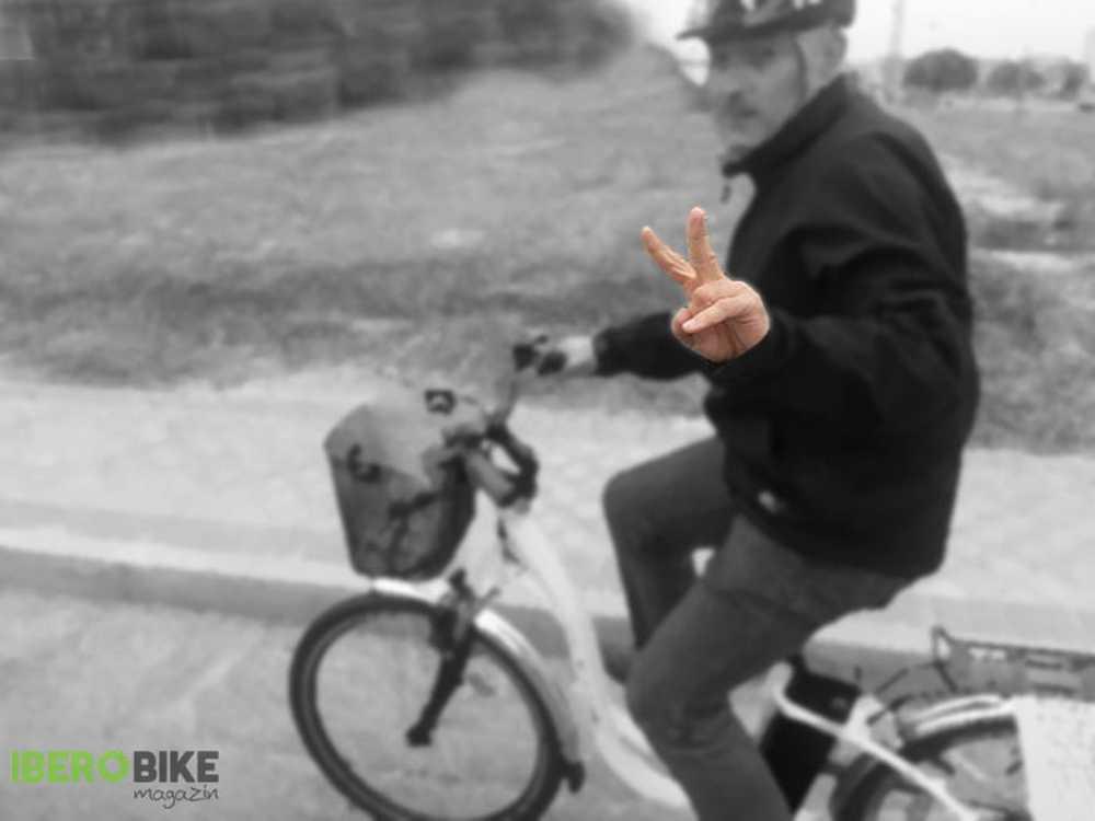 respeto entre ciclistas