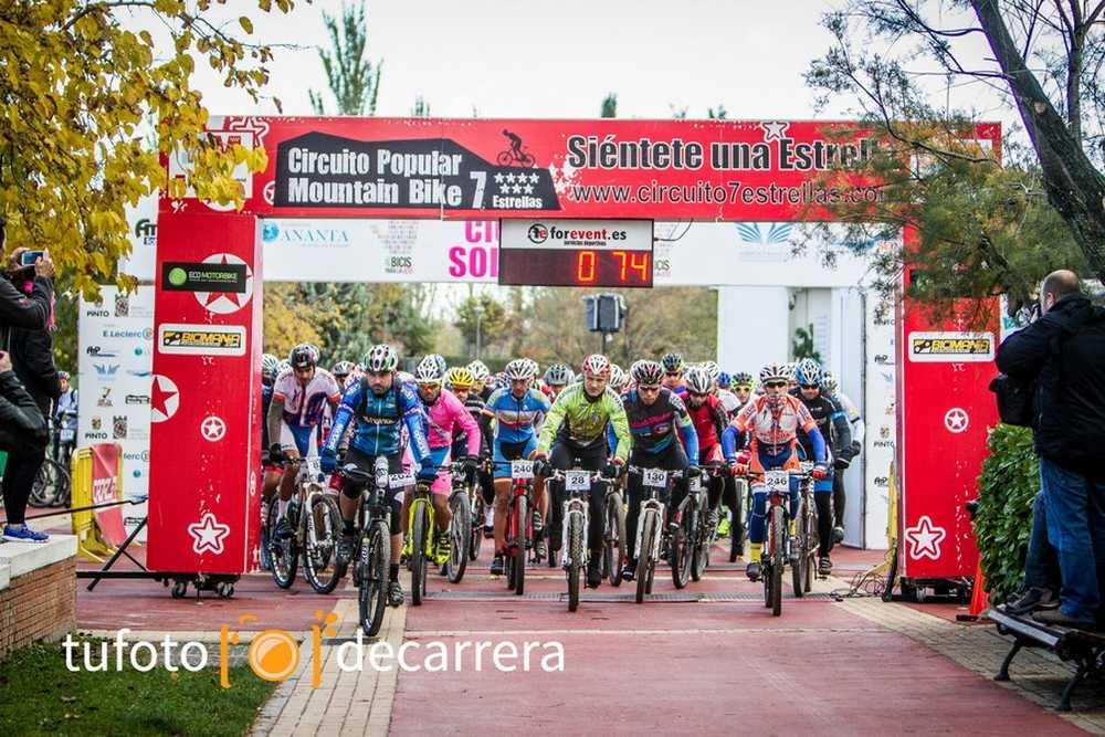 salida Esmeralda Circuito 7 Estrella Pinto
