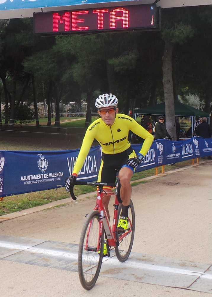 Alonso Copa de España ciclocross 2014