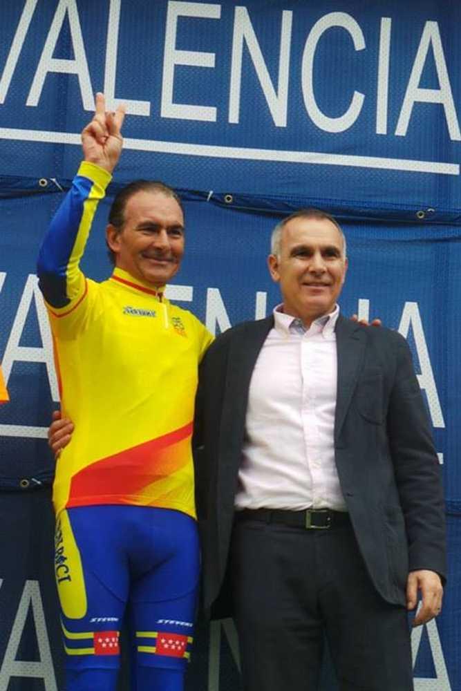 Alonso López Copa de españa ciclocross 2014
