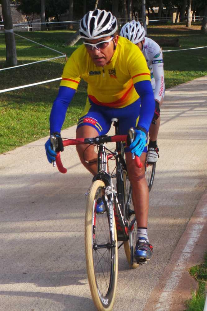 Alonso Lopez Copa de España ciclocross 2014