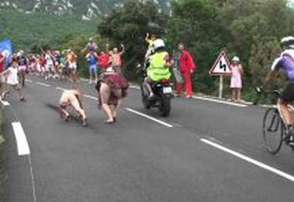Broma Tour de France Rémi GAILLARD