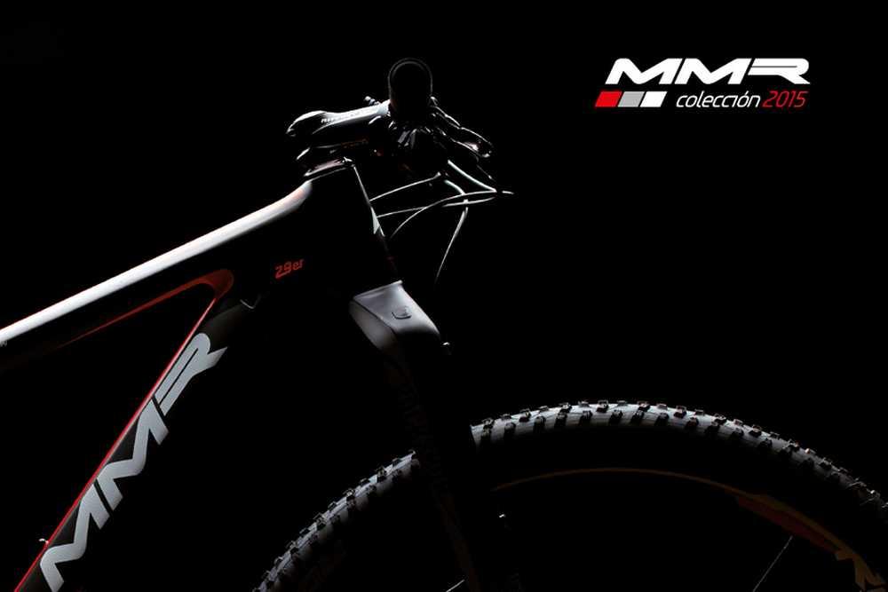 Catálogo bicicletas MMR 2015
