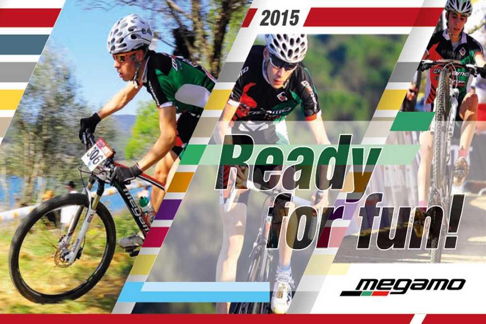 Catálogo bicicletas Megamo 2015