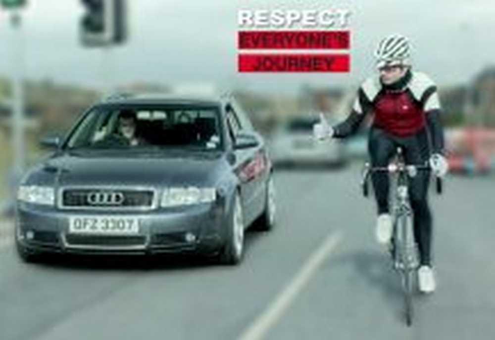 Comparte la carretera, respeta el viaje de cada uno