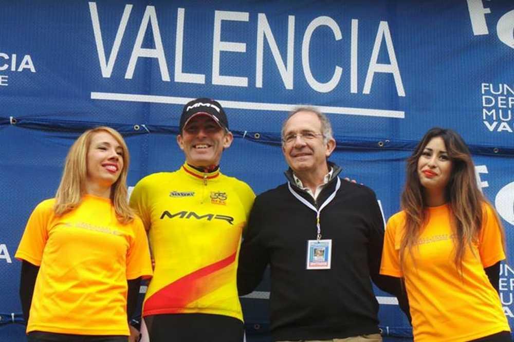 Daniel Alonso  Copa de españa ciclocross 2014