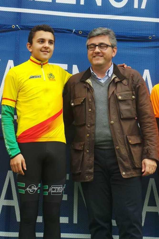 Iván Feijoo Copa de españa ciclocross 2014