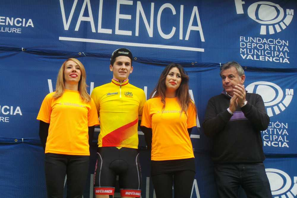 Kevin Suarez Copa de España ciclocross 2014