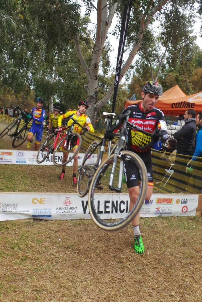 Larrinaga Copa de España ciclocross 2014