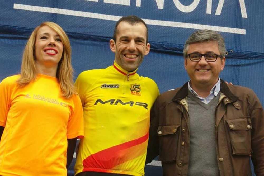 Marco Antonio Prieto Copa de españa ciclocross 2014