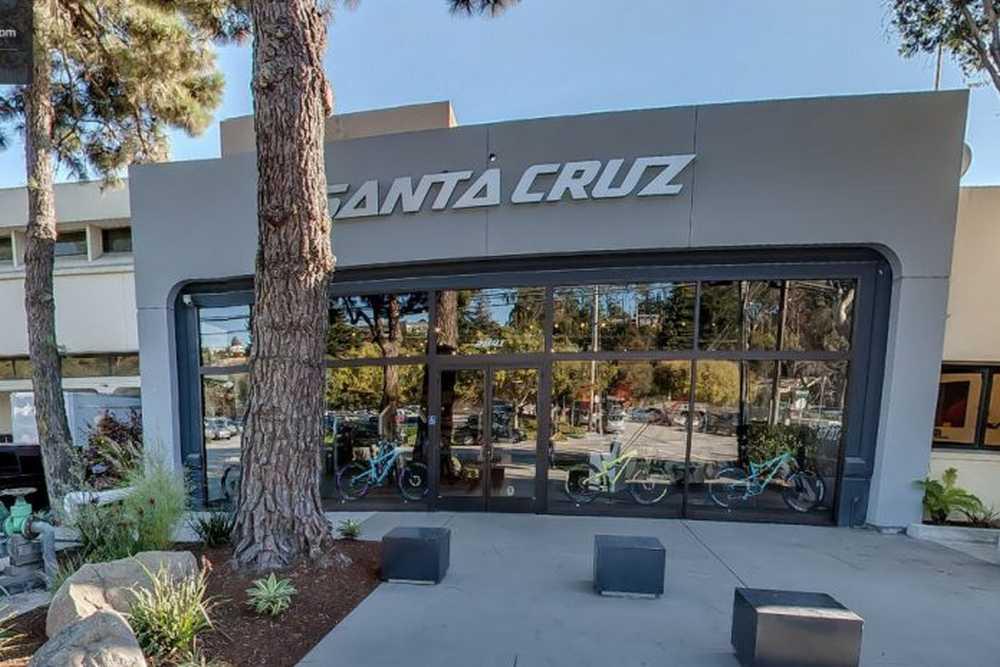 Visita virtual Santa Cruz Bicycles