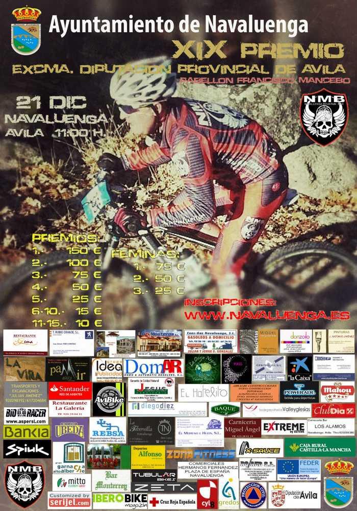 portada cartel 2014 navaluenga