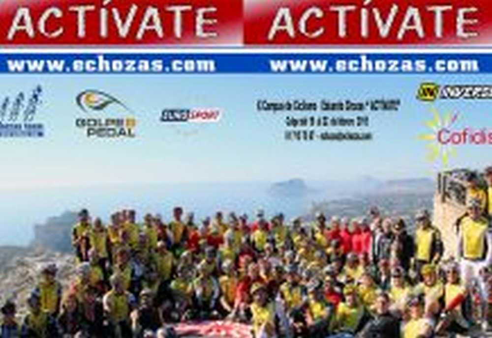 ACTIVATE CALPE 2015