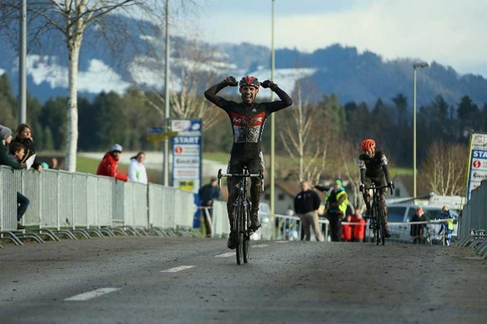 Bruno Prieto campeón categoría 35-39