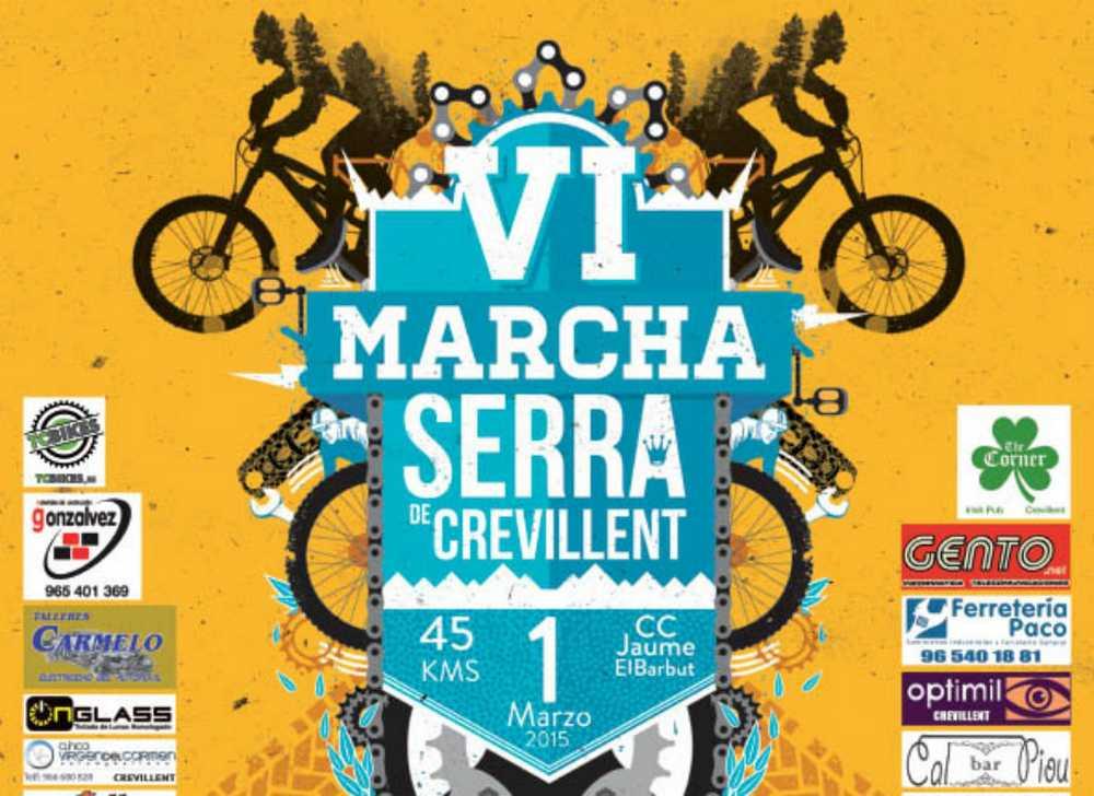 Marcha BTT Serra de Crevillent