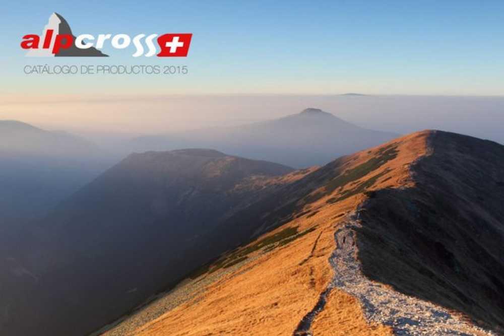 Catálogo Alpcross 2015