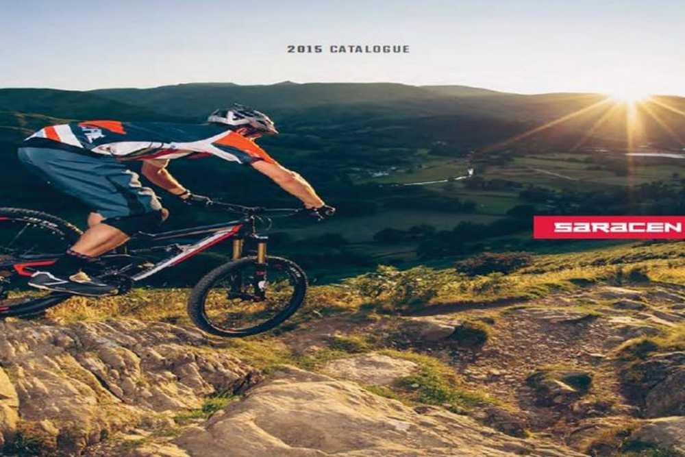 Catálogo bicicletas Saracen 2015