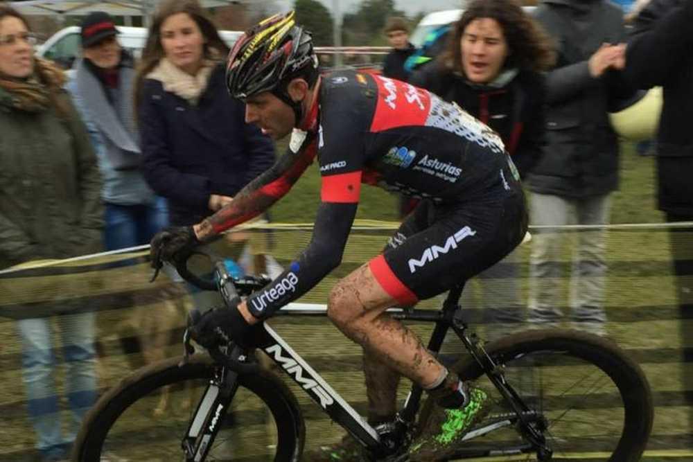 Larrinaga campeonato de españa ciclocross 2015