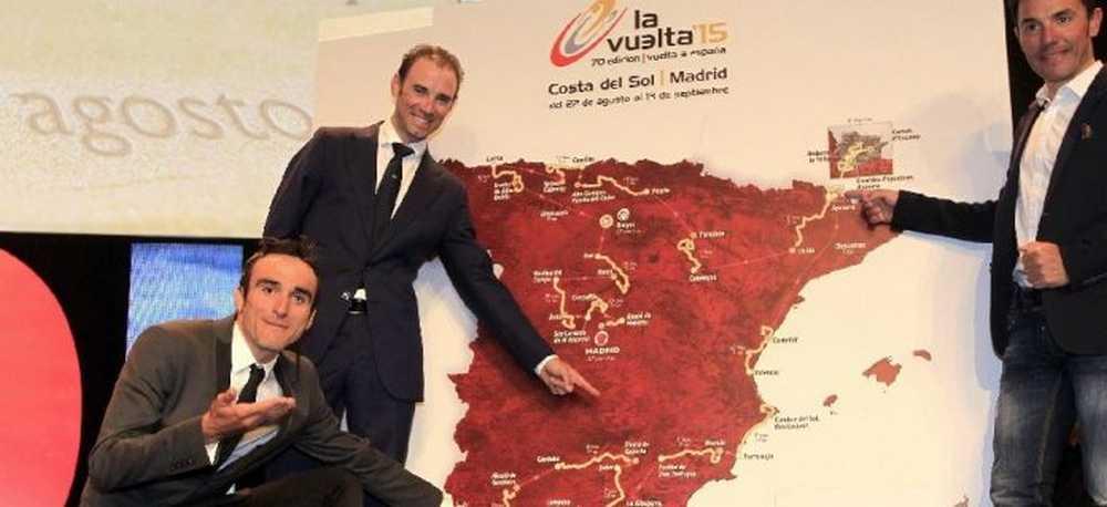 presentación Vuelta 2015