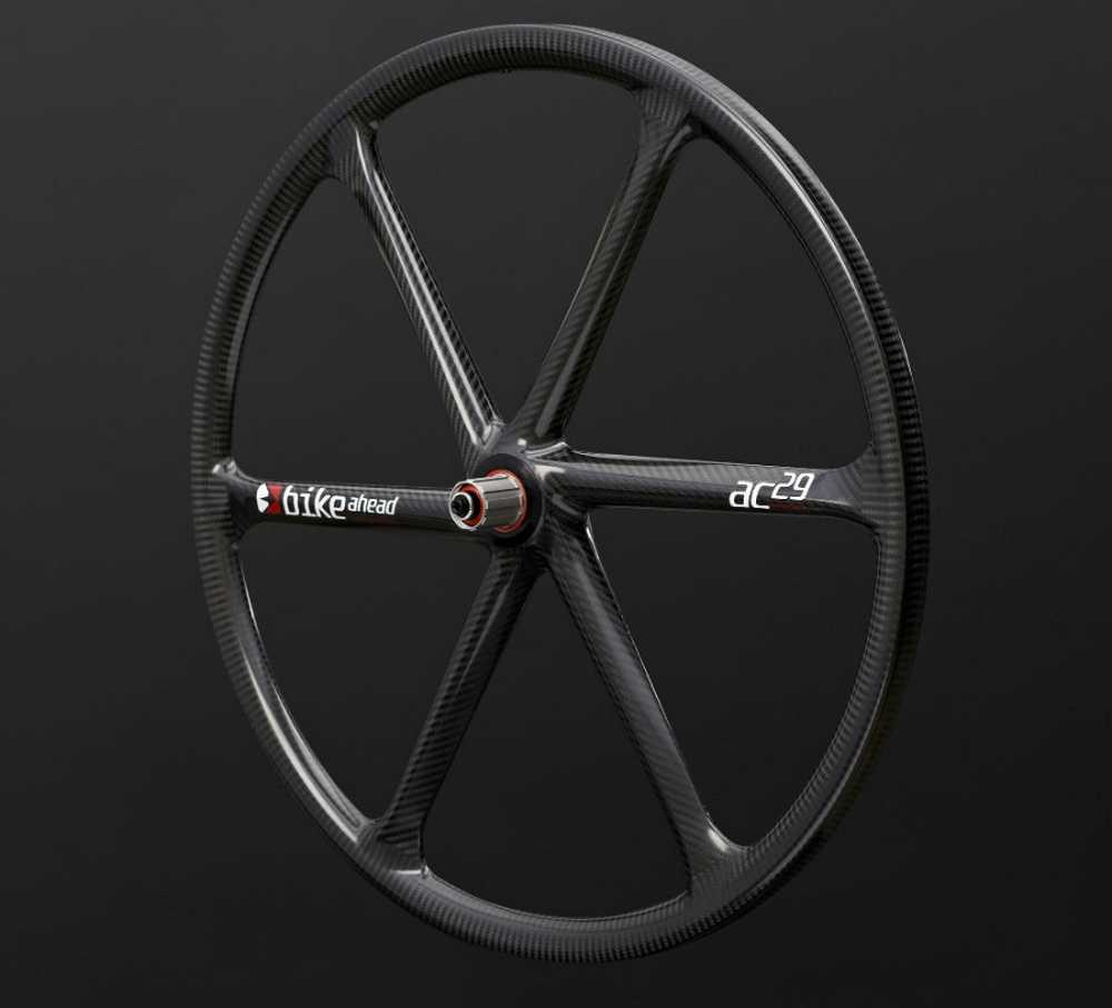 ruedas Bike Ahead