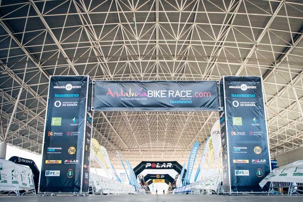 Andalucia bike race salida ABR 2015