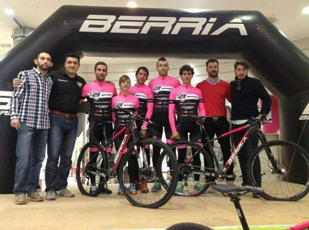 Equipo Berria Bike-CuencaEnamora