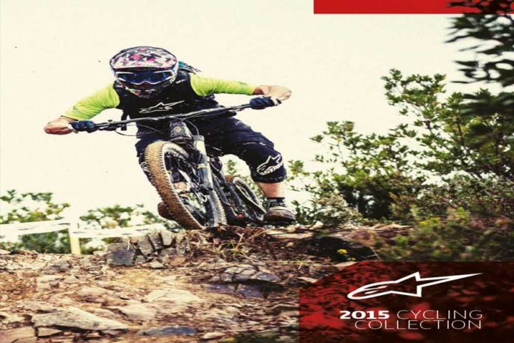 Catálogo Alpinestars 2015