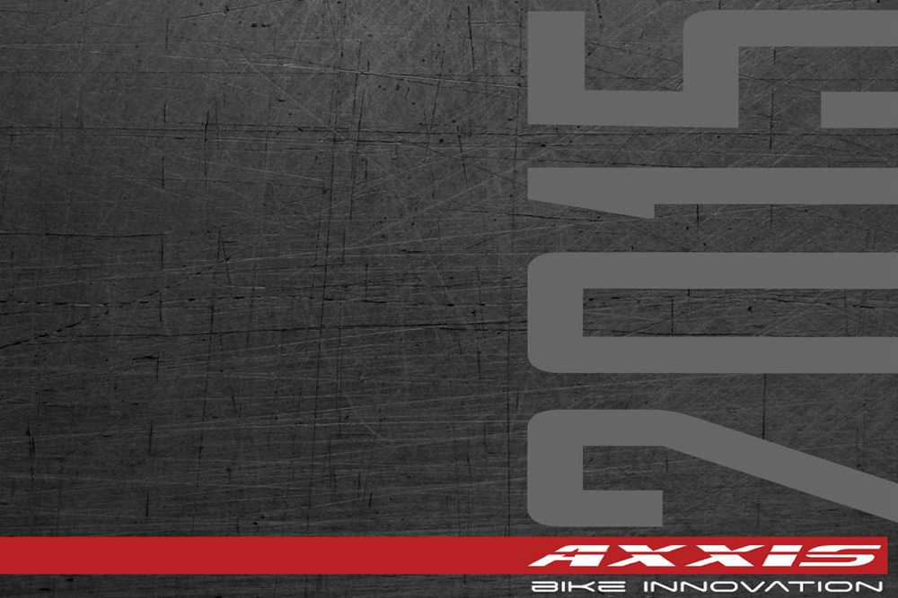 Catálogo Axxis Bikes 2015