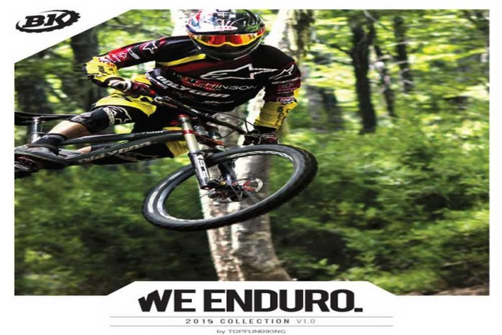 Catálogo We Enduro 2015
