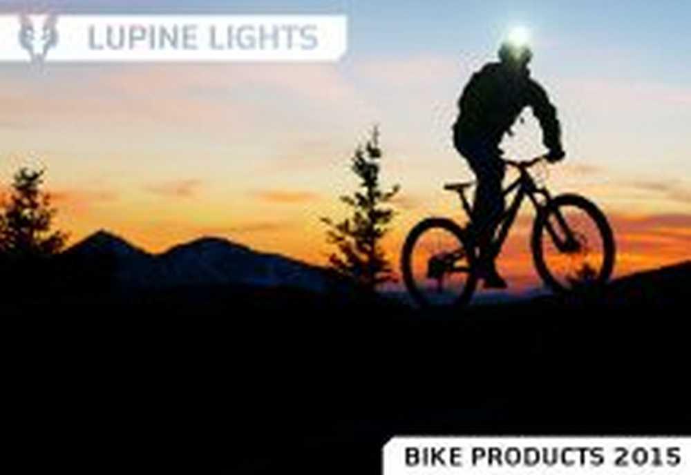Catálogo luces Lupine 2015