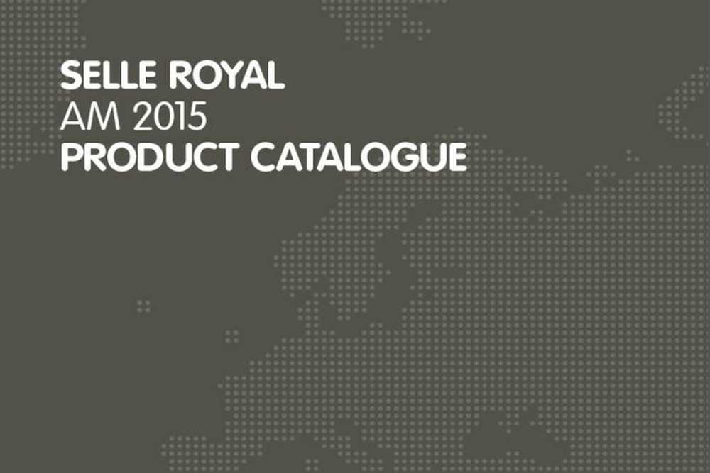 Catálogo sillines Selle Royal 2015