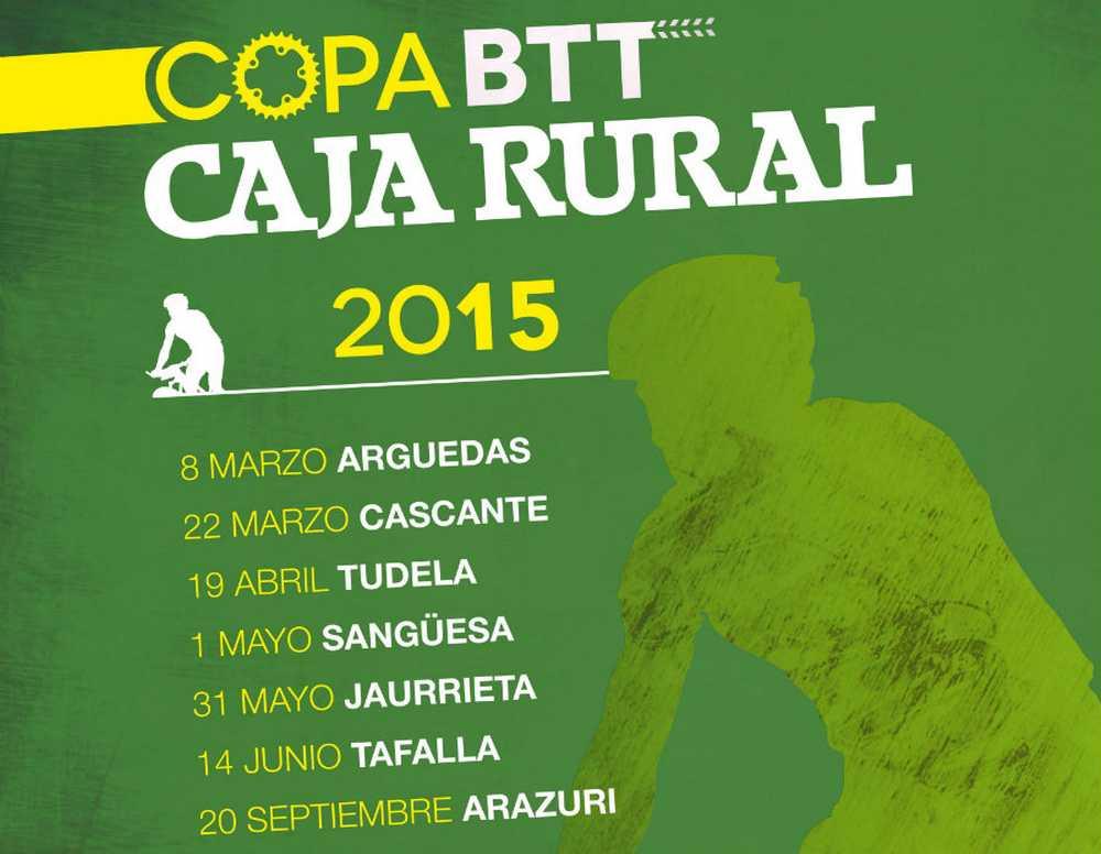 Copa Caja Rural BTT 2015
