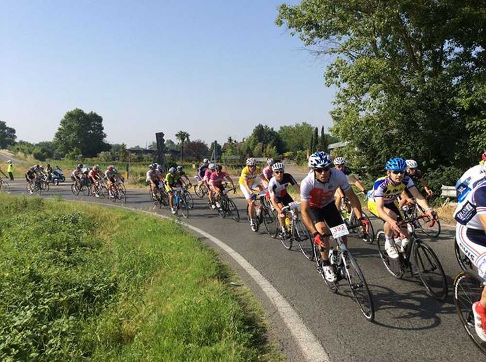 La 45ª Granfondo Milán–San Remo Cicloturista