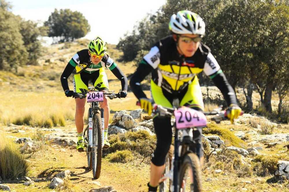 Landtwing y Suss cuarta etapa Andalucia Bike Race 2015 ABR