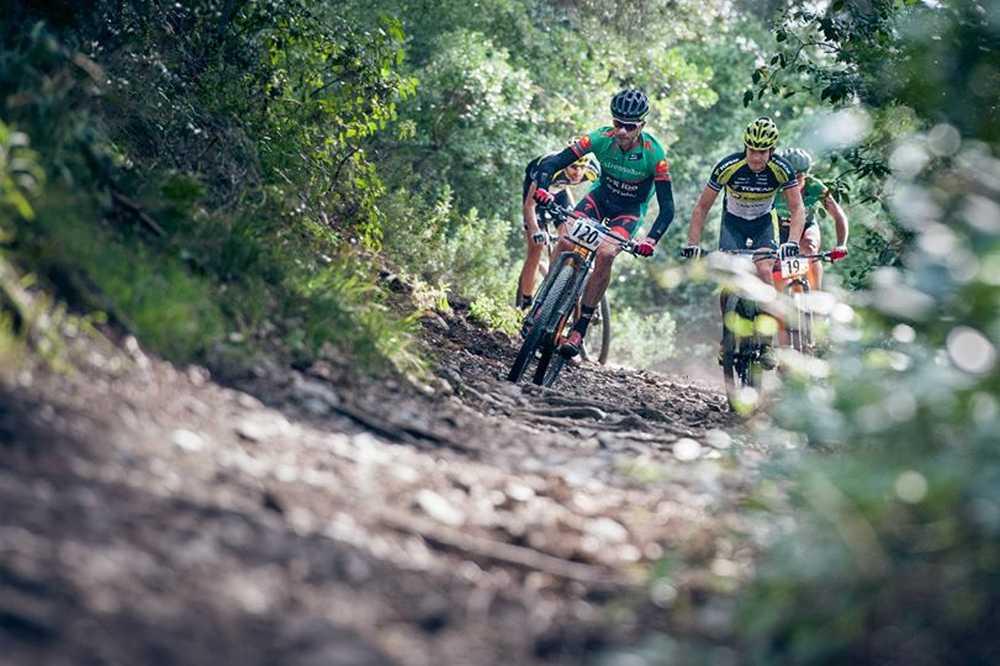 Luis Leao Pinto quinta etapa Andalucia Bike Race ABR