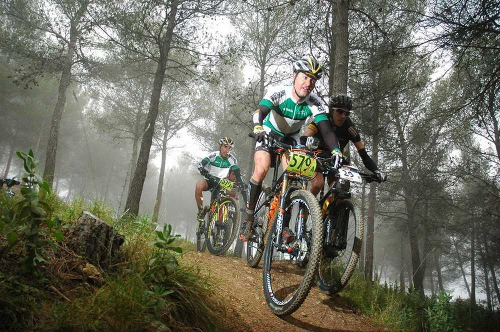 Master 50 segunda etapa ABR Andalucia Bike Race 2015
