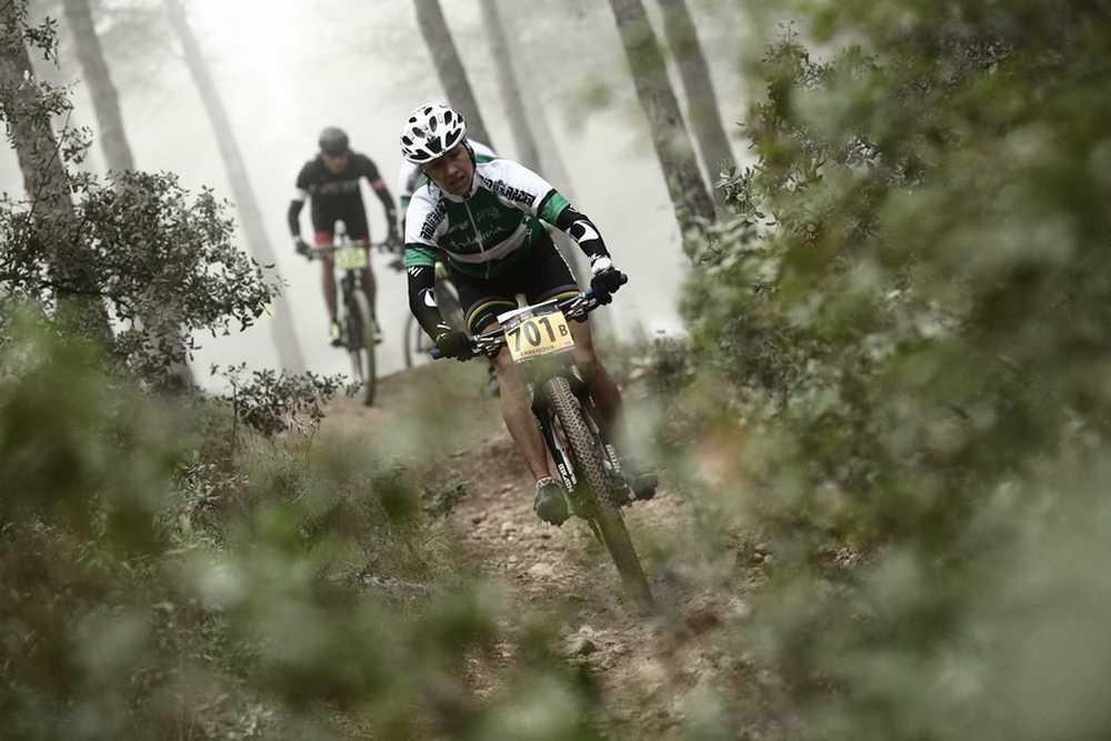 Mixto Erbenova  segunda etapa ABR Andalucia Bike Race 2015