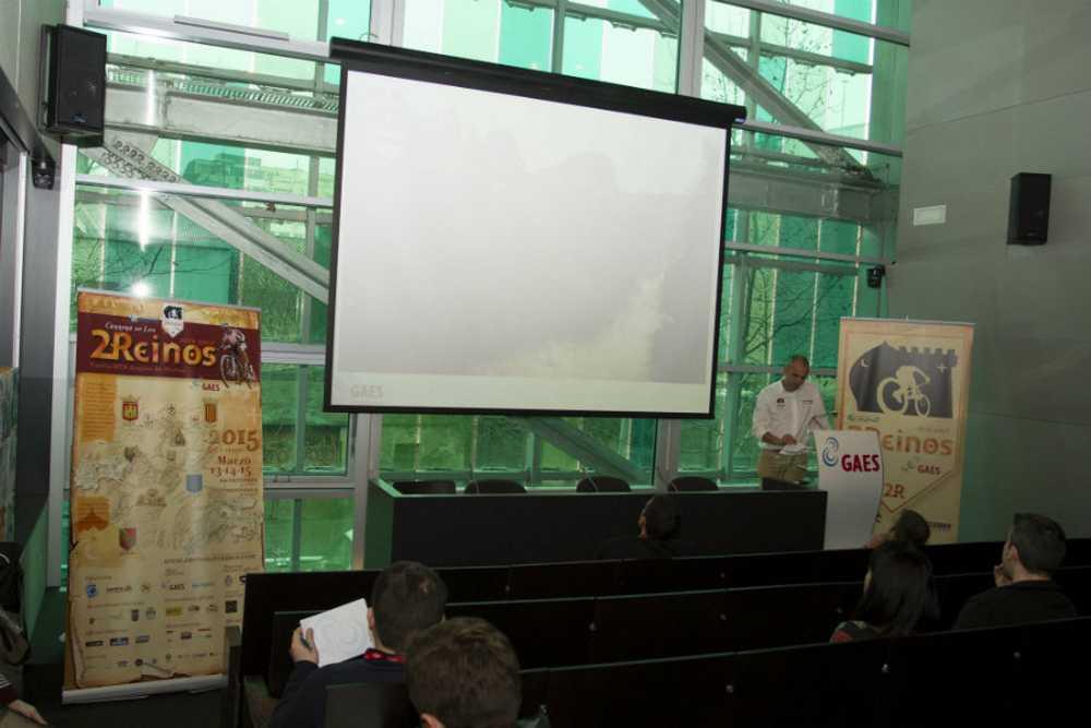 Presentacion 2 Reinos MTB by Gaes en Barcelona 1