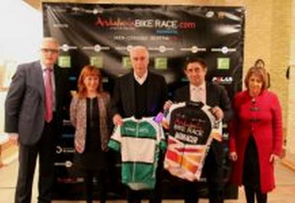 Presentadas las etapas de Jaén de Andalucía Bike Race presented by Shimano