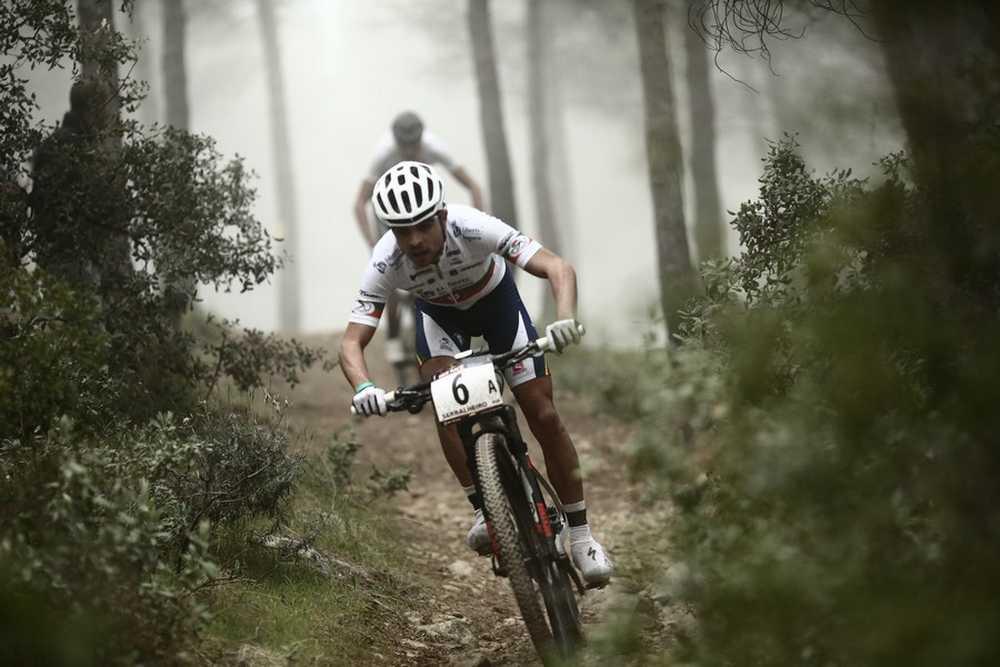 Serralheiro segunda etapa ABR Andalucia Bike Race 2015